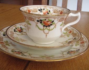 Tea set trio English china