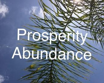 Hypnosis Prosperity Abundance Hypnotherapy
