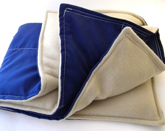Lap Pad Heat Pack, XL LARGE Microwave Heating Pad, Unique Gift for Him, Man, Dad, Grandfather, Get Well Gift, Surgery Gift