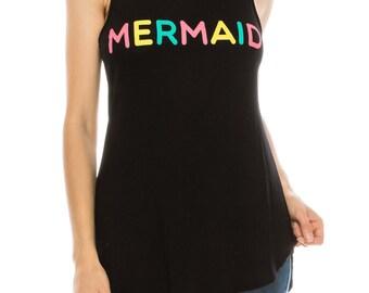 Mermaid Graphic Tee