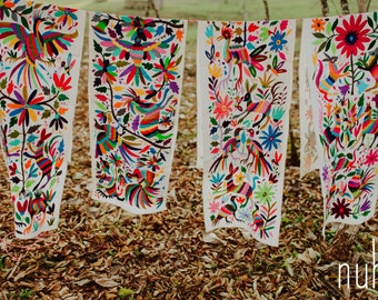 Mexican Otomi Table Runners