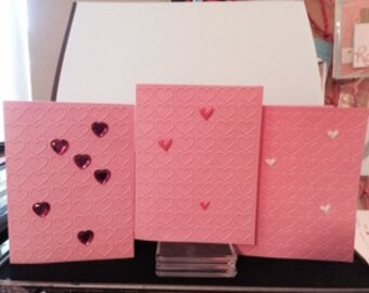 LOVE Greeting Card Set-3