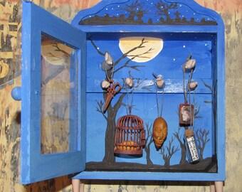 Dream Box 3-D Fine art Piece