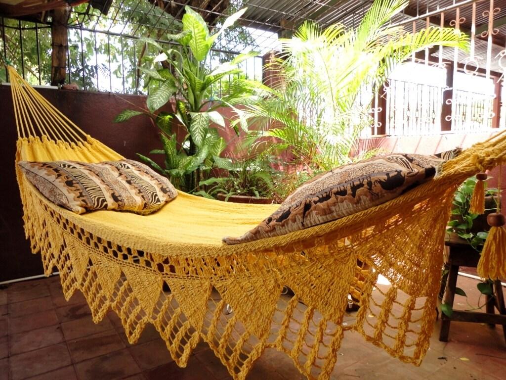 handmade hammock the yucatan warimba beach at coba products hammocks town mexican