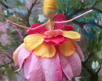 Flower Petal Fairy