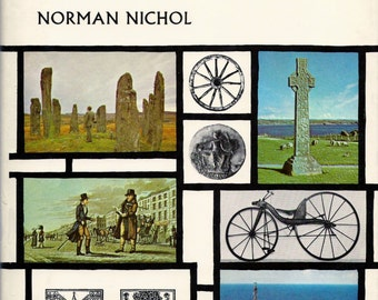 ISBN 0713615974 ,  Life in Scotland from the Stone Age to the 20 th century (Hardcover) N Nichol 1979