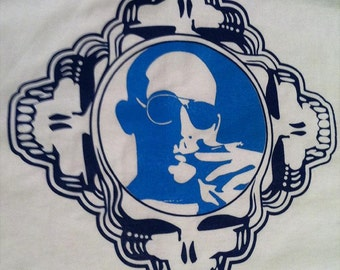 Grateful Dead, Hunter S Thompson Tee Shirt