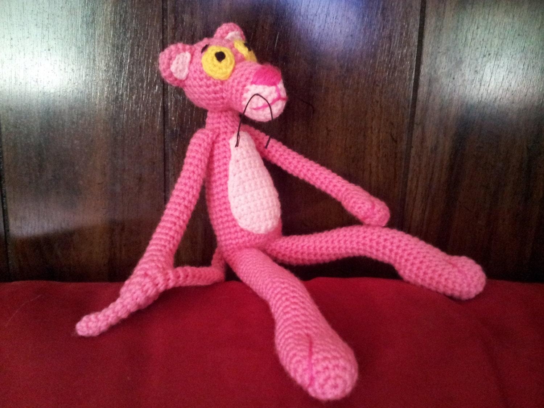 Pink Panther Amigurumi Pattern
