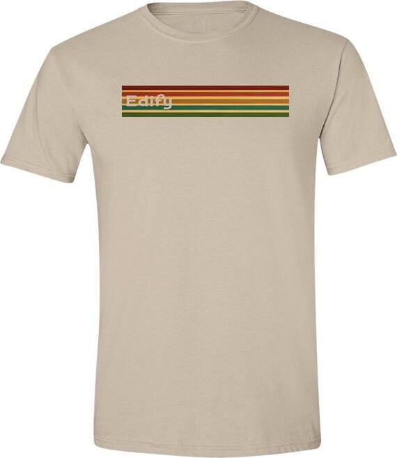 Retro t shirt 70s tshirt striped t shirt cool tshirts mens zoom sciox Image collections