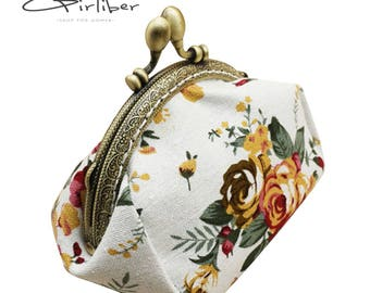 Zip Coin Purse, Small and Adorable, Coin Purse for Women