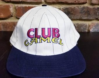 Vintage Club Camel Snapback