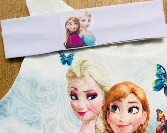Dress frozen + headband