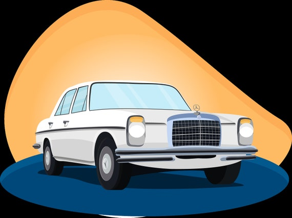 Vector drawing of your car / vehicle Draw your car or