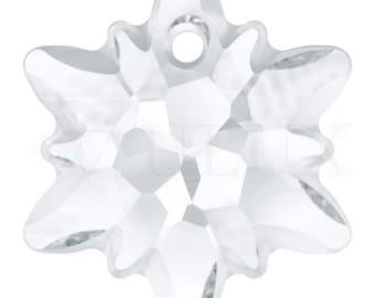 Wholesale Swarovski 6748G Edelweiss Pendant  14 mm Crystal