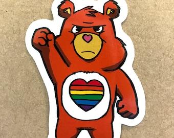 Bear cartoon gay