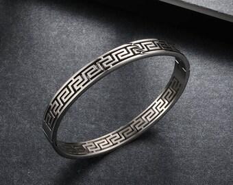 Greek style bracelet