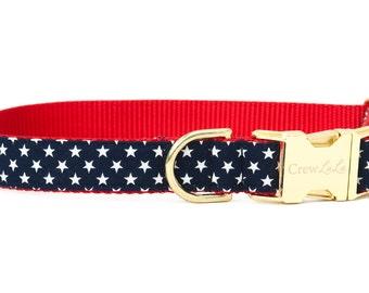 Crew LaLa™ Liberty Dog Collar