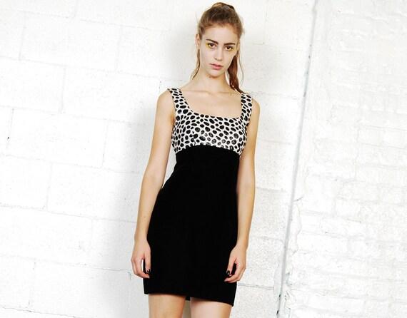sparkle velvet 90s prom dress