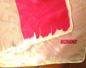 Sassoon Silk Scarf