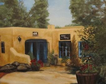 Rane Gallery, Taos