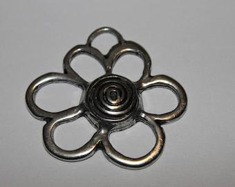 Medal, Silver flower