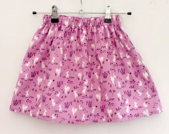 Bunny Skirt, Easter Skirt, Easter Outfit, Bunnies Skirt, Easter Bunny. Easter Clothes, Girls Skirt, Party Skirt, Girls Clothing, Rabbit