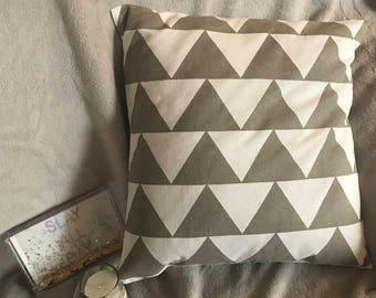 Portfolio graphic pillow cover