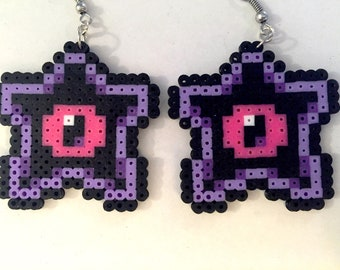 Dark Nebula Earrings
