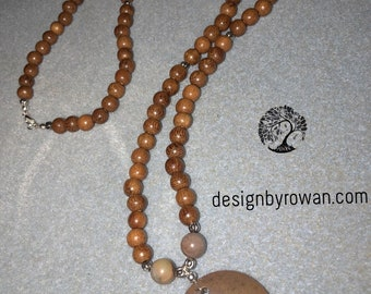 Bayong necklace with pendant