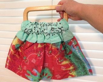 Colorful Bandanna Bag