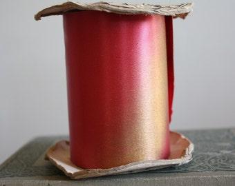 Spool of Vintage Ribbon