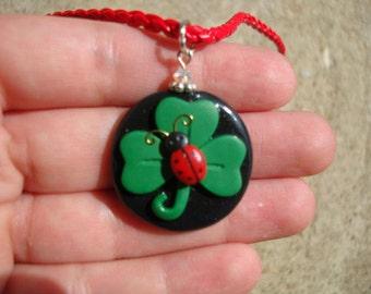 Ladybug Pandant