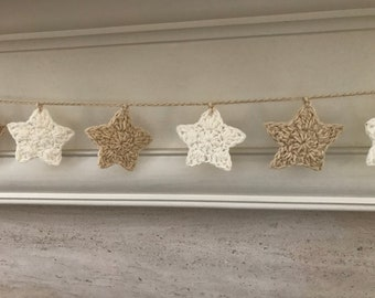Star Garland and/or Bunting
