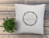 Custom throw pillow. Uniq...