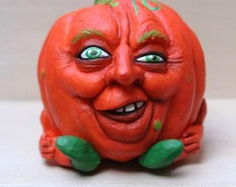 "Figurine ""halloween pumpkin""."" Halloween pumpkin Jack""."" halloween pumpkin"""
