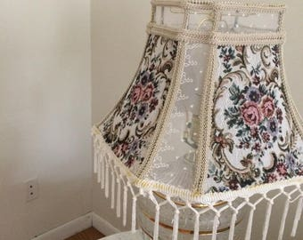 Victorian Lamp Shade