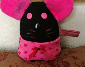 Small mouse blanket/door tooth