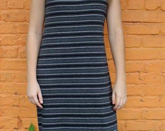 Retro Maxi Dress