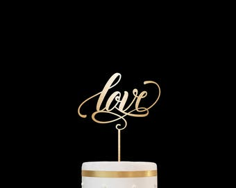 Customized Wedding Cake Topper, Personalized Cake Topper for Wedding, Custom Personalized Wedding Cake Topper, Love Wedding Cake Topper 13