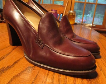 New Hunt Club Leather Loafer Shoes