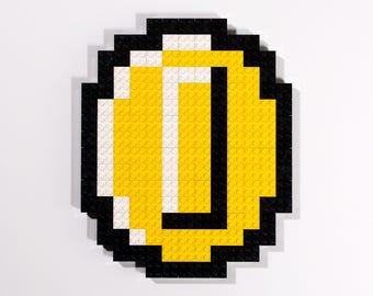 Super Mario Coin Wall Art