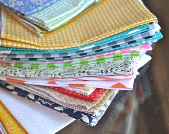 30 Bargain Cloth Napkin Bundles- you choose the size
