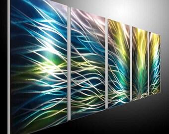 Metal Wall Art. Sculpture Wall Art Contemporary Modern Sculpture  Metal Art Wall Art Decor Abstract Metal Art Wall Art Decor Abstract