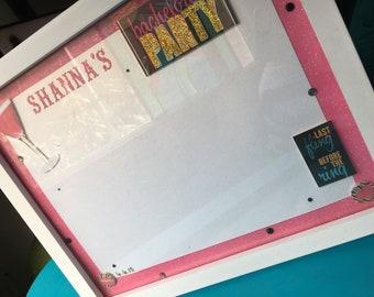 Scrapbook Photo Frame