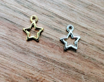 Add-On Tierracast Lead-free Pewter Charm Silver or Gold