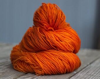 Superwash Merino Sock Yarn - Kettle Dyed - 100g