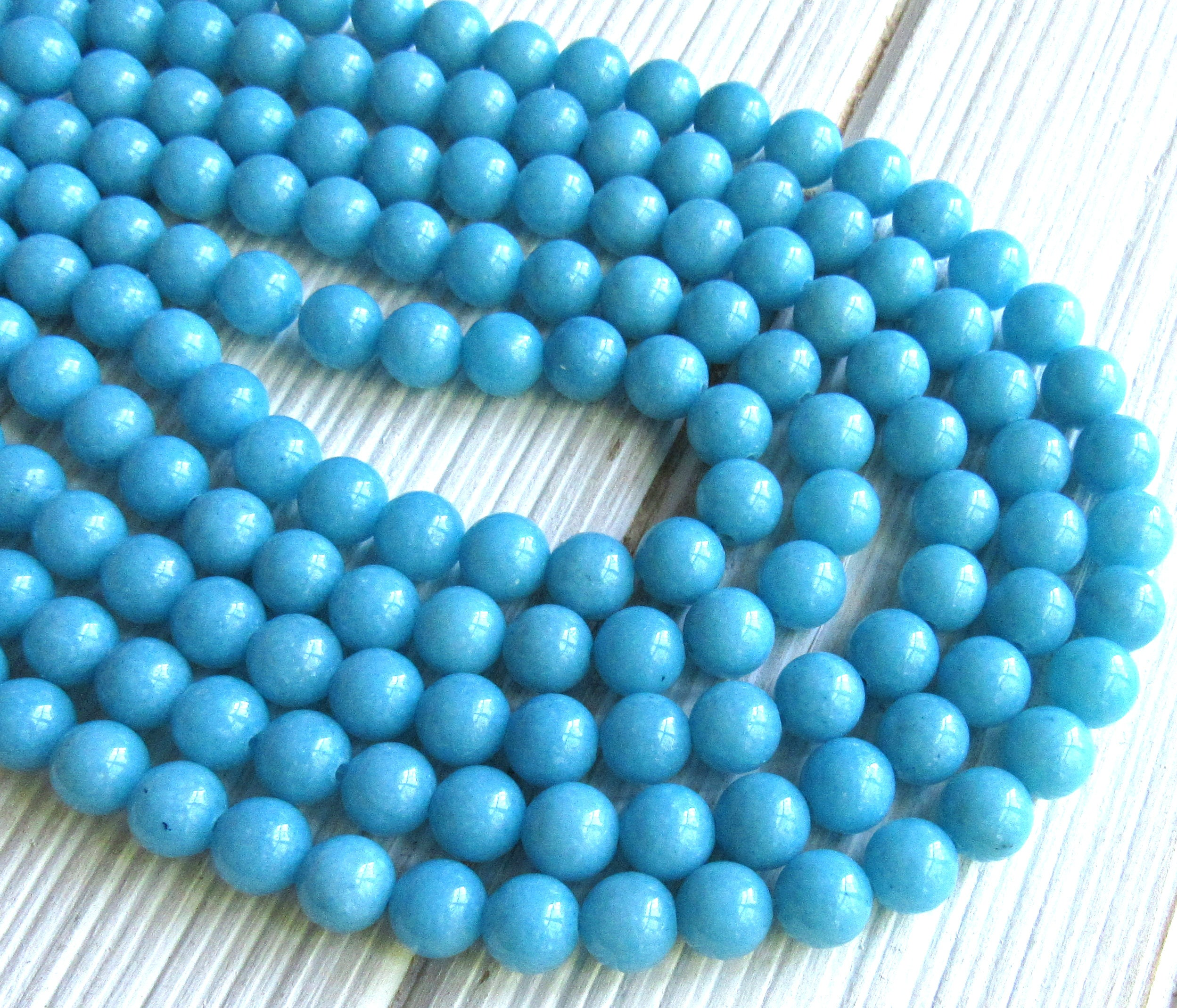 strand jade bead african genuine pin beads stone natural