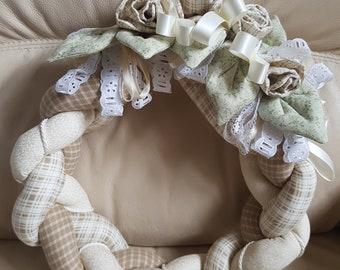 Flower Garland. Handmade. Handmade