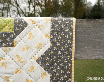 Dappled PAPER Quilt Pattern #130