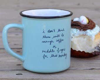 Office mug funny mug coffee mug work mug gift for her funny coffee mug gifts for her cute mug funny office mug boss mug coffee cup red